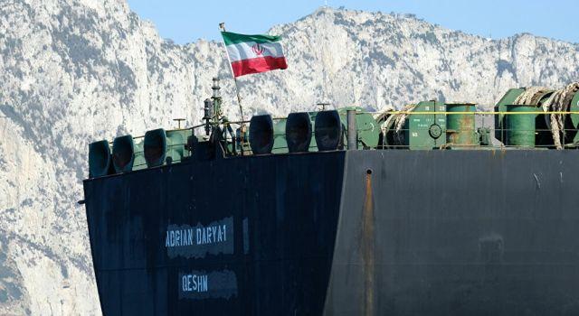 ABD, İran'ın 4 petrol tankerine el koydu