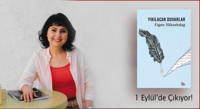 HDP'nin tutuklu eski Eş Genel Başkanı Figen Yüksekdağ, şiir kitabı yazdı
