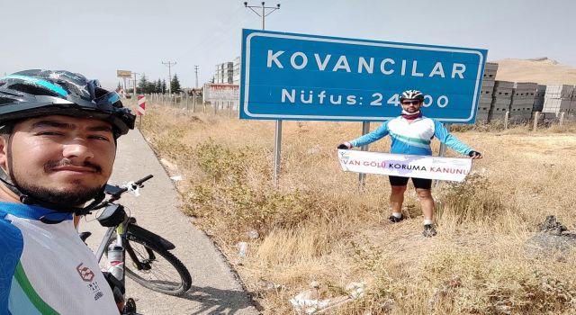 Ankara, Van Gölü için dönen pedalleri görecek mi?
