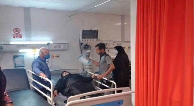 İran'da meydana gelen patlamada 2 bin 17 kişi yaralandı