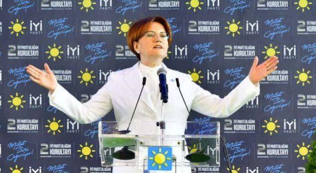 Meral Akşener: 'Türkiye'yi yeniden ayağa kaldıracağız'