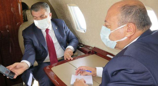 Sağlık Bakanı Koca: Koronavirüs pozitif çıkanlara elektronik bileklik uygulaması yapılacak
