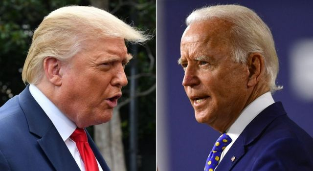 En son anket: Biden Trump'ın 10 puan önünde