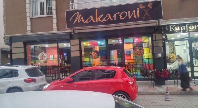 İtalyan mutfağı Van'da: Makaronix