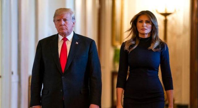Trump ve eşinin testi pozitif çıktı