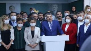 Ankara'da Gelecek Partisi'nden toplu istifa