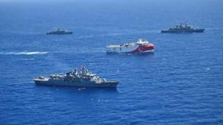 Doğu Akdeniz'deki gerilim büyüyor