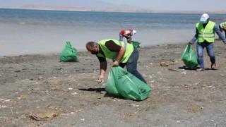 Sadece haber okusak Van Gölü'nü kirletmeyiz