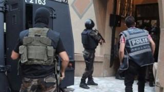 Van'da 8 kişi gözaltına alındı