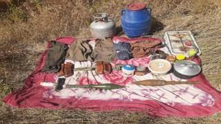 70 Tim ve 1040 personelli Van'daki operasyonda 1 mağara imha edildi