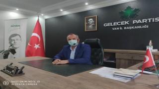 Karabıyık: Konuşmacılar maskesini çıkartmasın