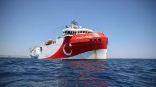 Oruç Reis limana döndü; Yunanistan 'memnuniyet duyduğunu' açıkladı
