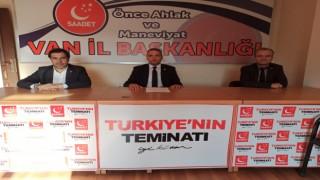 SP, Kapıköy'ün geçişlere açılmasını istedi