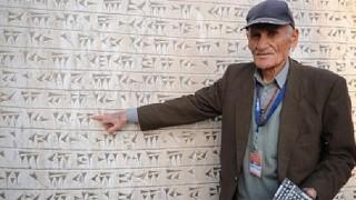 Tunçdemir, dünyada Urartuca dilini bilen birkaç kişiden birinin de Van'da yaşadığını söyledi; 'Bunu değerlendirmeliyiz'