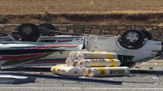 Van-Hakkari karayolunda kaza meydana geldi