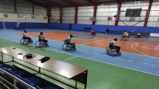 Vanlı engelli sporcular destek bekliyor