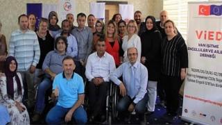 VİED: Engellilerin psikolojik desteğe ihtiyacı var