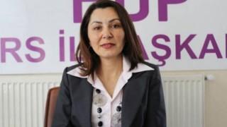 Kars Belediyesi Eş Başkanı Şevin Alaca gözaltına alındı