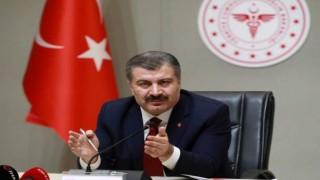 Sağlık Bakanlığı: Türkiye'de Koronavirüsten 67 kişi daha hayatını kaybetti, 1407 yeni hasta tespit edildi