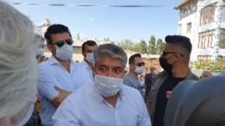 Servet Turgut'un taziyesine 'pandemi' gerekçeli müdahale