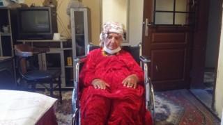Tekerlekli sandalyeye mahkum oldu, soğuk bir odada yaşam mücadelesi veriyor