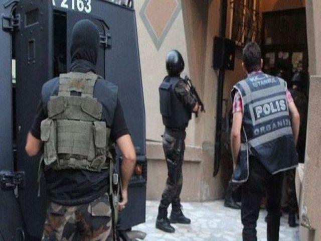 Van'da 8 kişi gözaltına alındı (VİDEO)